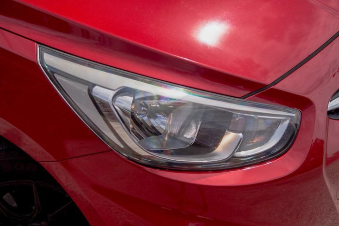 2015 Hyundai Accent Active RB2 MY15 Red