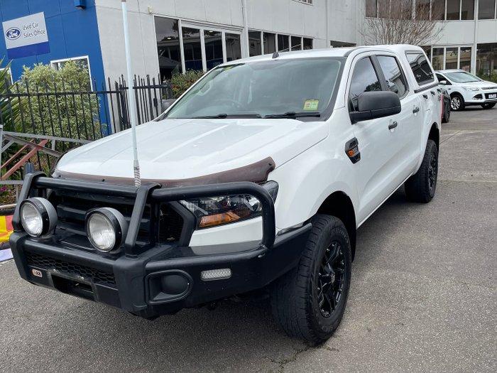2016 Ford Ranger XL PX MkII 4X4 Dual Range