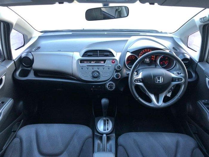 2010 Honda Jazz VTi-S GE MY10 Alabaster Silver