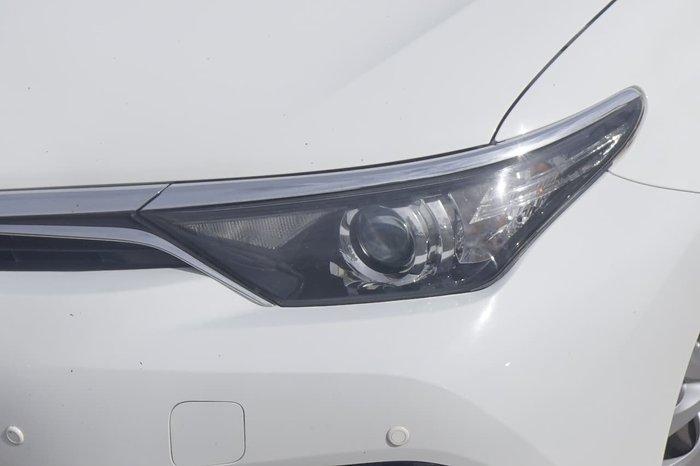 2015 Toyota Corolla Ascent ZRE182R White