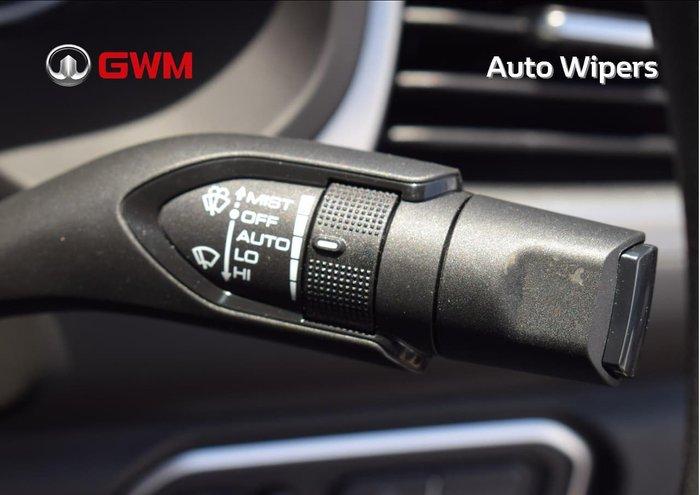 2021 GWM Ute Cannon-L NPW 4X4 White