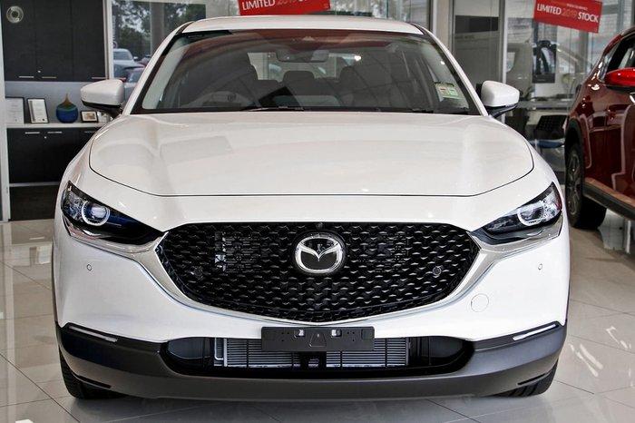2021 Mazda CX-30 G20 Evolve DM Series Snowflake White Pearl