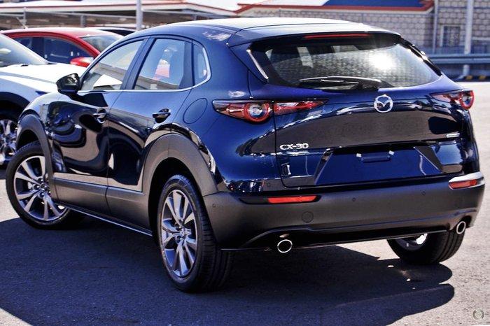 2021 Mazda CX-30 G20 Evolve DM Series Deep Crystal Blue
