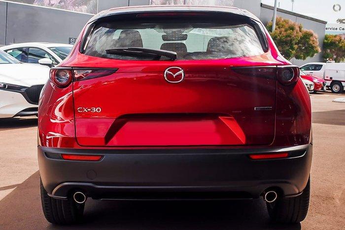 2021 Mazda CX-30 G20 Evolve DM Series Soul Red Crystal
