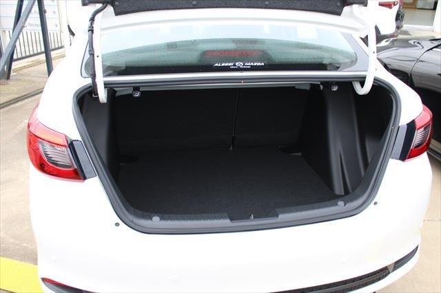 2021 MAZDA Mazda2 G15 GT MAZDA2 Q 6AUTO SEDAN G15 GT Snowflake White Pearl
