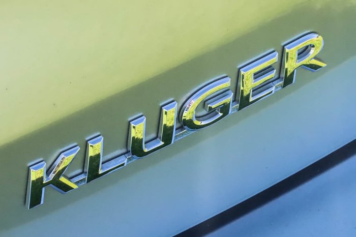 2018 Toyota Kluger GXL GSU55R AWD Silver