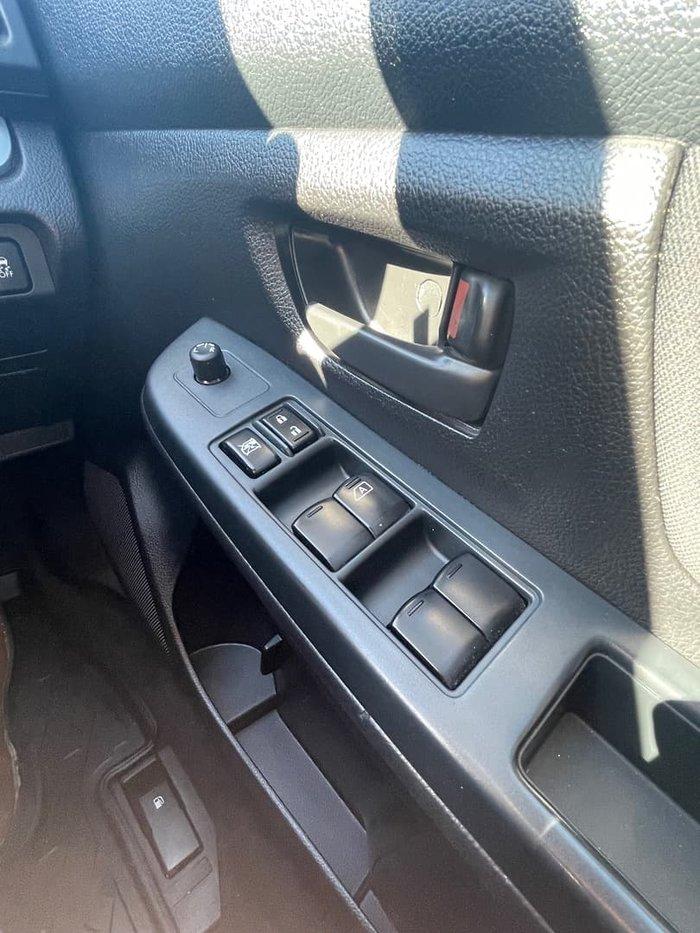 2013 Subaru Impreza 2.0i G4 MY14 AWD Ice Silver