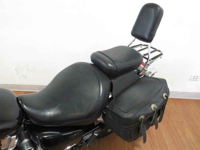 2005 Honda 2005 HONDA 750cc VT750C Black