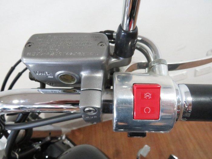 2005 Honda VT750C SHADOW Black