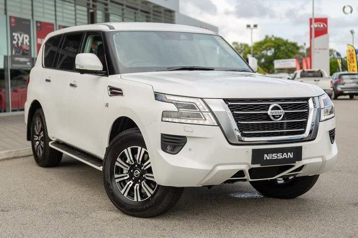 2021 Nissan Patrol Ti