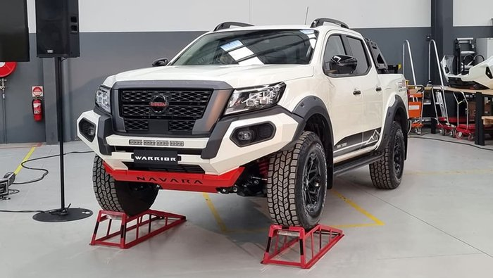 2021 Nissan Navara PRO-4X Warrior