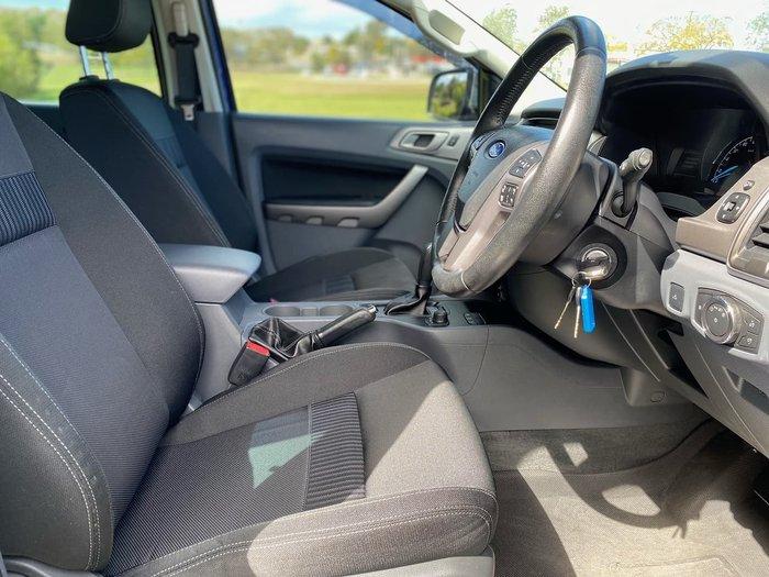2016 Ford Ranger XLT PX MkII 4X4 Dual Range Blue