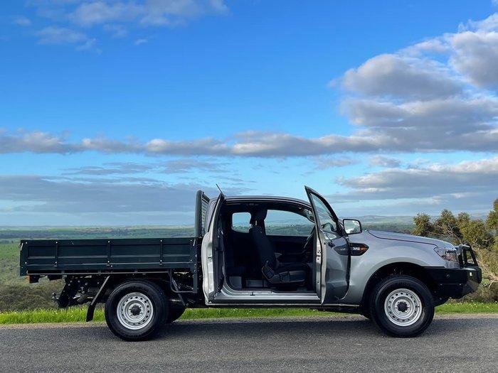 2019 Ford Ranger XL PX MkIII MY19 4X4 Dual Range Silver