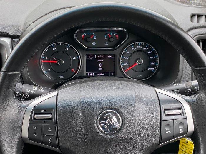 2018 Holden Trailblazer LT RG MY18 4X4 Dual Range White
