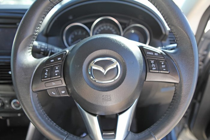 2012 Mazda CX-5 Grand Touring KE Series AWD