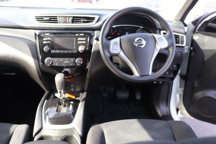 2015 Nissan X-TRAIL ST T32 Ivory Pearl