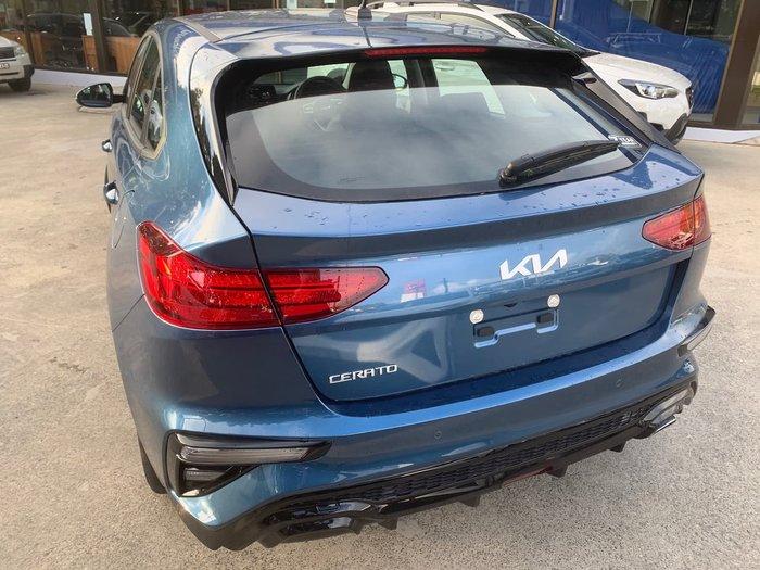 2021 Kia Cerato S BD MY22 Blue