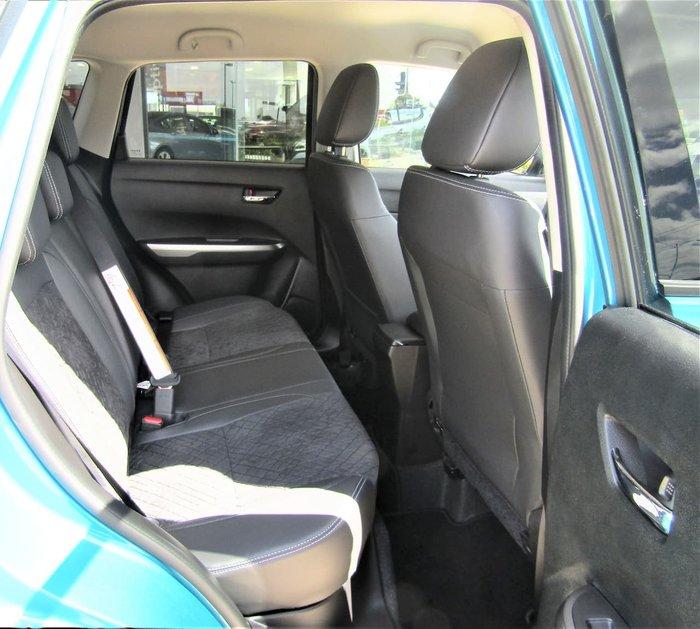 2021 Suzuki Vitara Turbo LY Series II 4X4 On Demand Black