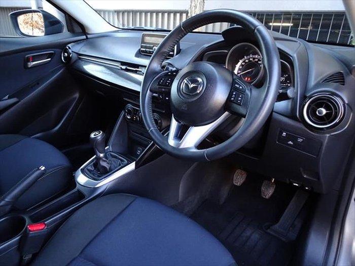 2014 Mazda 2 Maxx DJ Series Silver