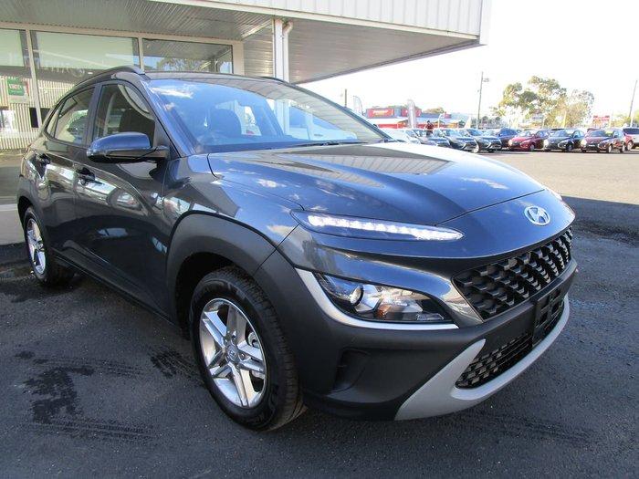 2021 Hyundai Kona OS.V4 MY21 Grey
