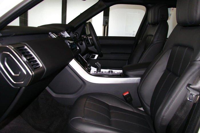 2020 Land Rover Range Rover Sport DI6 183kW SE L494 MY21 4X4 Constant Fuji White