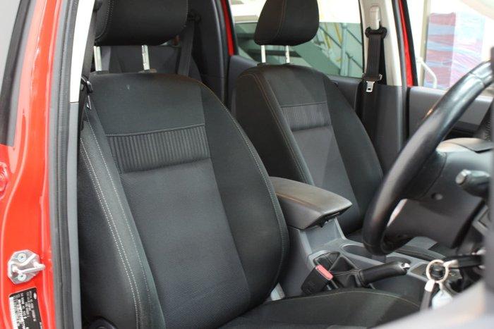 2016 Ford Ranger XLT PX MkII 4X4 Dual Range True Red
