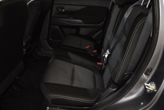 2016 Mitsubishi Outlander XLS ZK MY16 4X4 On Demand Titanium