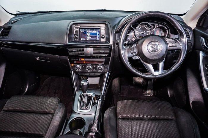 2014 Mazda CX-5 Maxx Sport KE Series MY14 AWD Silver