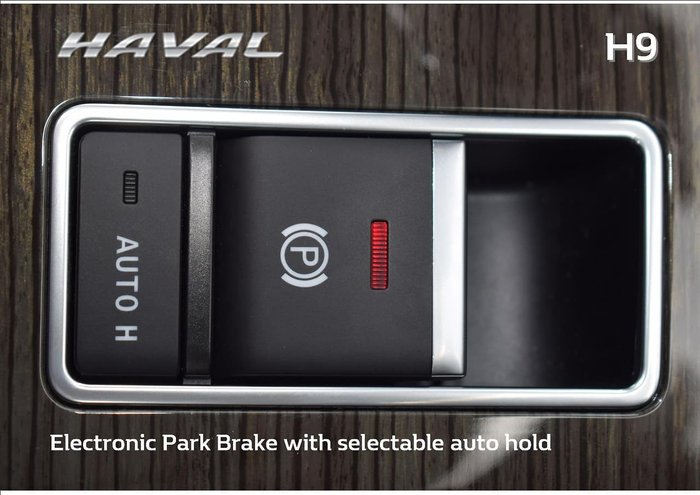 2021 Haval H9 Ultra MY19 Four Wheel Drive