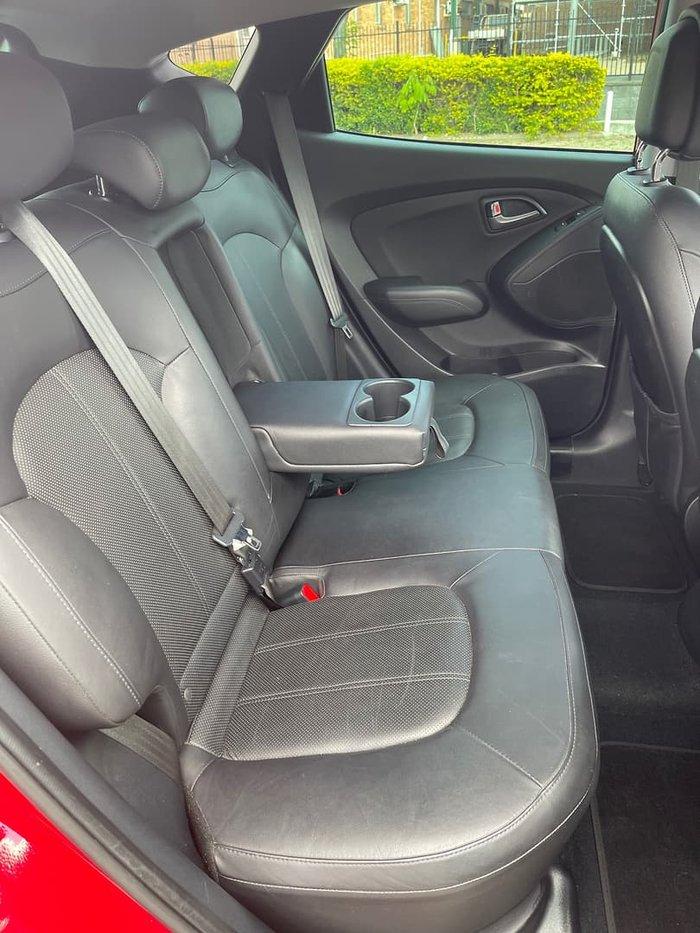 2014 Hyundai ix35 SE Series II MY15 Cool Red