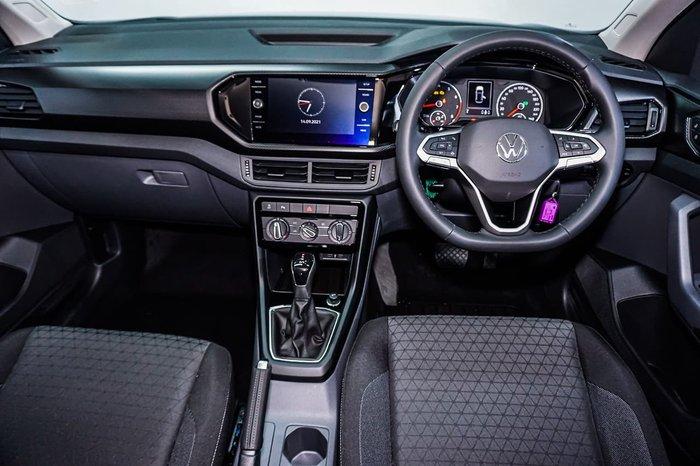 2021 Volkswagen T-Cross 85TSI Life C1 MY21 Blue