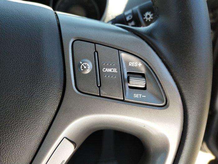 2013 Hyundai ix35 SE LM2 Steel Grey