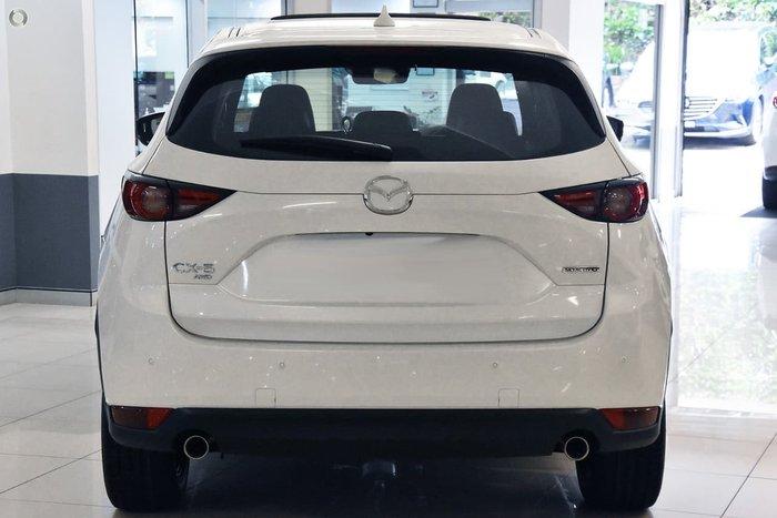 2021 Mazda CX-5 Akera KF Series AWD White