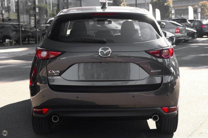 2021 Mazda CX-5 GT KF Series AWD Grey