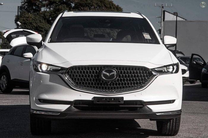 2021 Mazda CX-8 Asaki KG Series AWD White