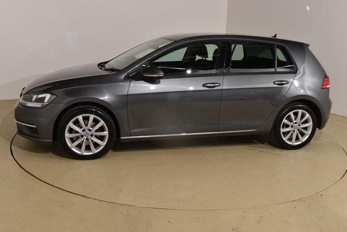 2018 Volkswagen Golf 110TSI Comfortline 7.5 MY18 Indium Grey