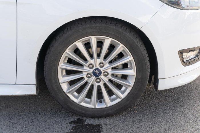 2018 Ford Focus Sport LZ Frozen White