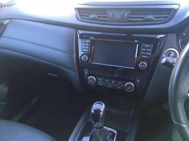 2017 Nissan X-TRAIL ST-L T32 Diamond Black