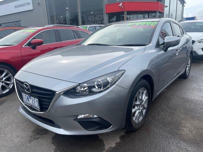 2016 Mazda 3 Neo BM Series Aluminium