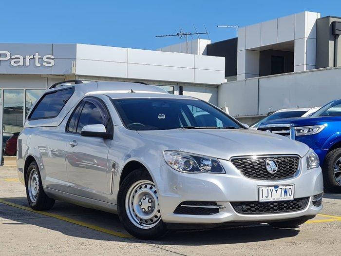 2015 Holden Ute VF MY15 Nitrate