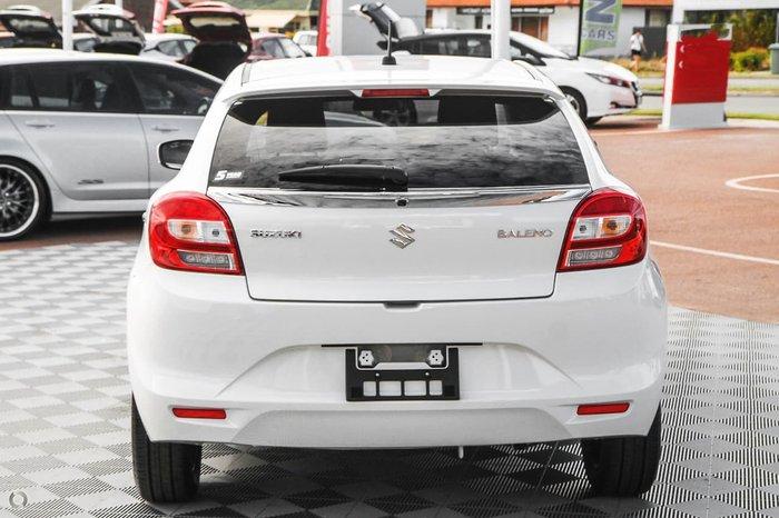 2021 Suzuki Baleno GLX EW Series II Arctic White