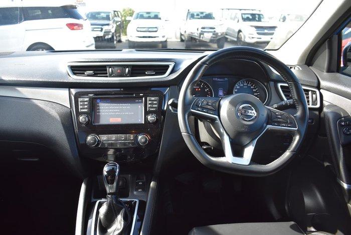 2018 Nissan QASHQAI ST-L J11 Series 2 Vivid Blue