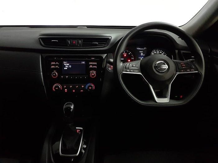 2017 Nissan X-TRAIL TS T32 Series II 4X4 On Demand Marine Blue