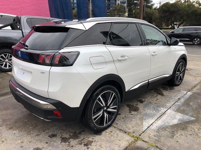 2021 Peugeot 3008 GT P84 MY21 White