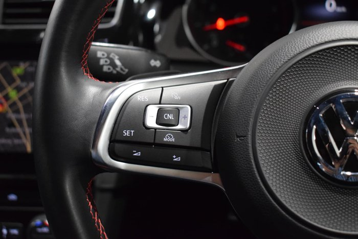 2018 Volkswagen Golf GTI 7.5 MY18 Tornado Red