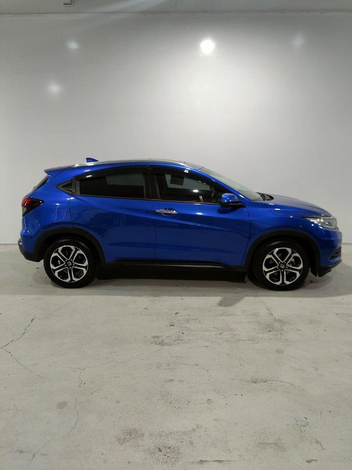 2019 Honda HR-V VTi-LX MY20 Brilliant Sporty Blue