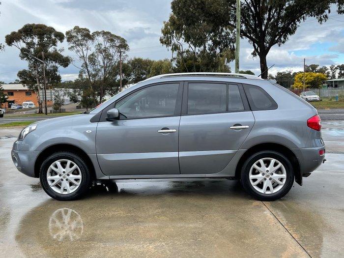 2009 Renault Koleos Dynamique H45 4X4 On Demand Grey