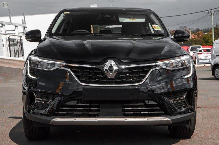 2021 Renault Arkana Zen JL1 Black