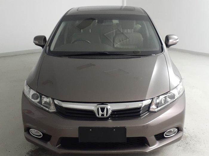 2012 Honda Civic Sport 9th Gen Brown