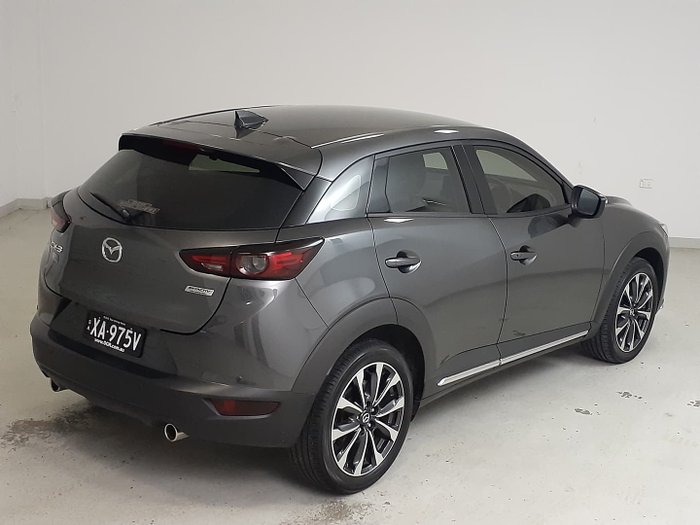 2019 Mazda CX-3 sTouring DK AWD Machine Grey